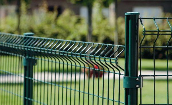 забор металлическая сетка